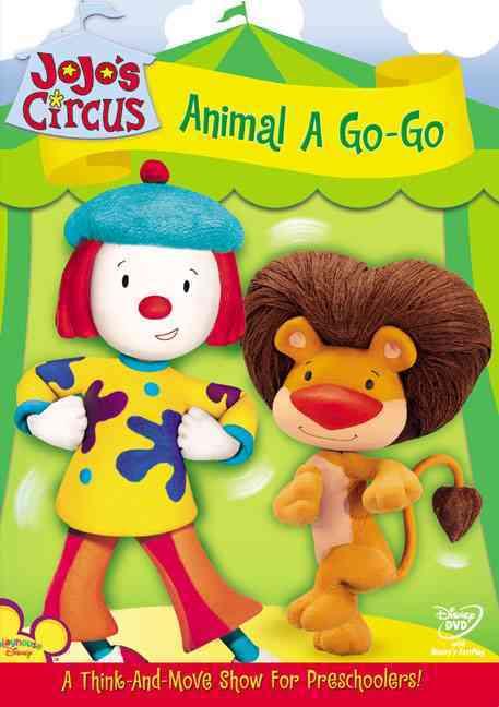 JOJO'S CIRCUS:ANIMAL A GO GO (DVD)
