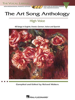 The Art Song Anthology By Walters, Richard (EDT)